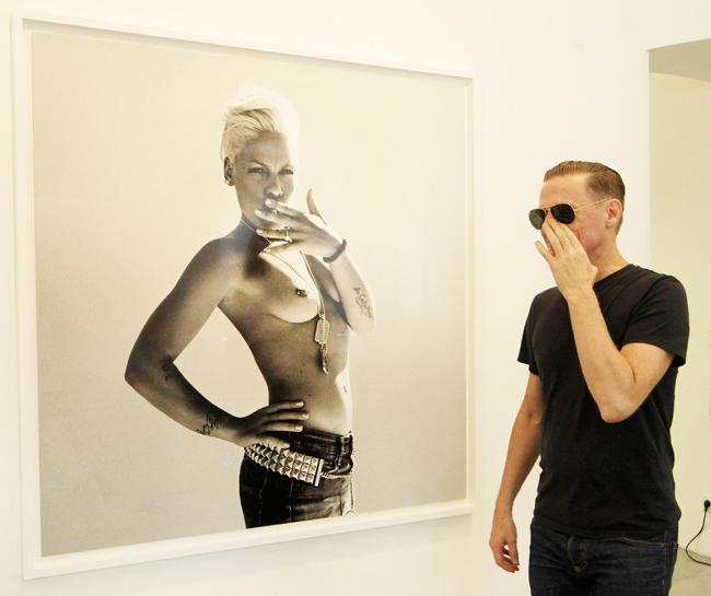 Expoziție Bryan Adams la Viena