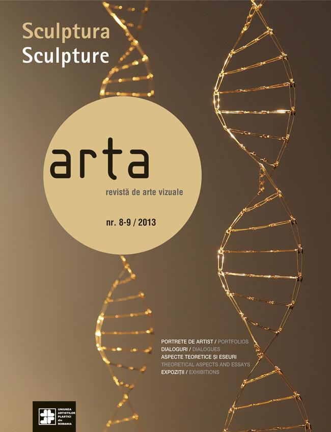 ARTA 8-9, 2013 – Sculptura azi