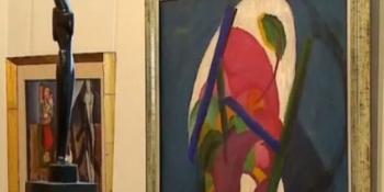 18 tablouri din colecția Tezaur a Muzeului Mureș au fost furate și înlocuite cu falsuri