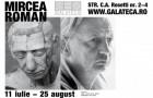 Mircea Roman expune la Galeria Galateca