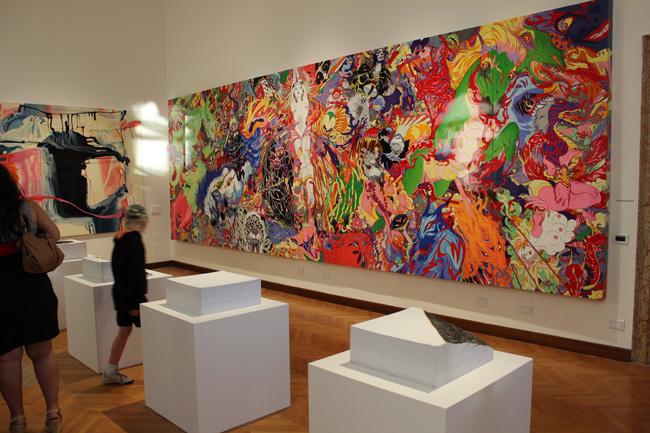 Personal Structures @ Venice Art Biennale 2013