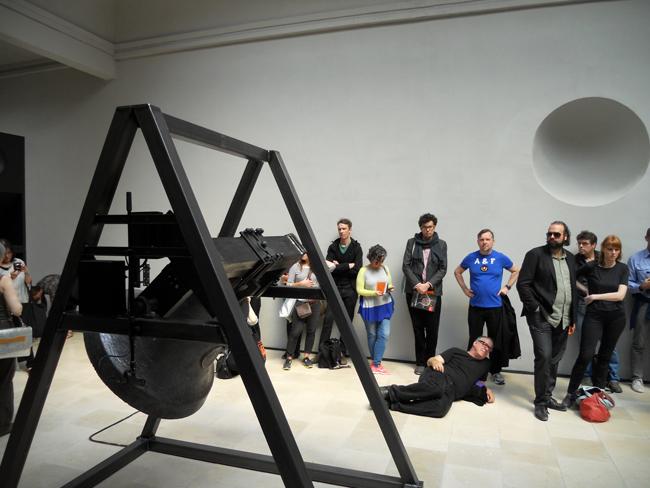 Polish Pavilion @ Venice Art Biennale 2013