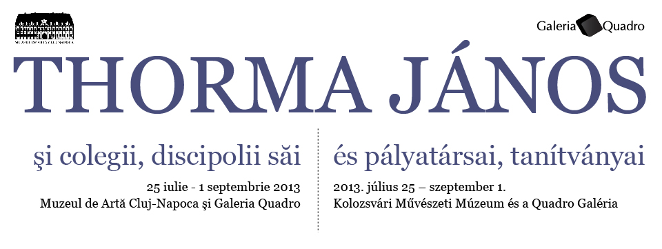 """""""Thorma János şi colegii, discipolii săi"""" @ Muzeul de Artă Cluj-Napoca"""