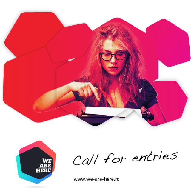 Apel pentru proiecte creative, platforma de crowdfunding We Are Here