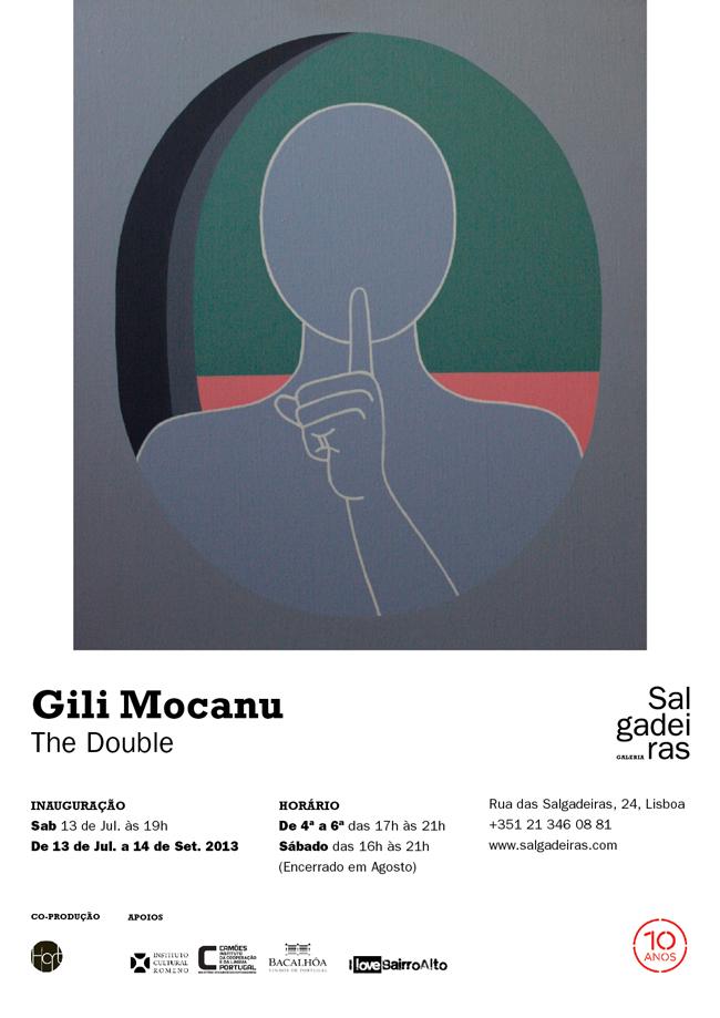 Duplex româno-portughez: Gili Mocanu & Cláudio Garrudo @ Galeria das Salgadeiras, Lisabona