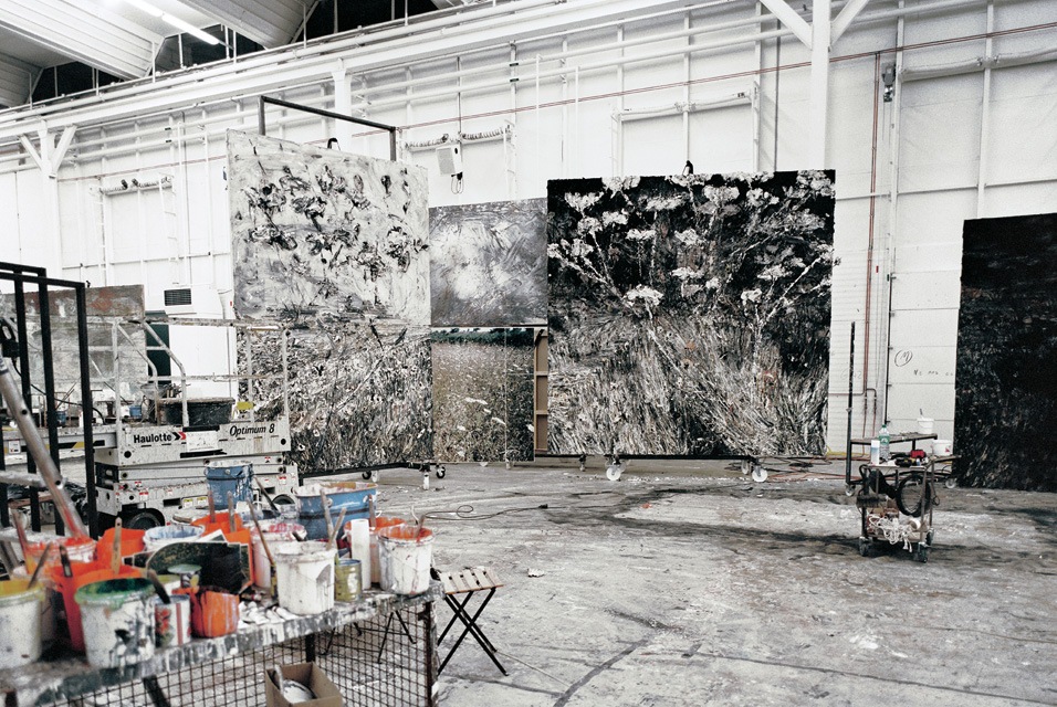 New book to be published by Rizzoli reveals German artist Anselm Kiefer's studio
