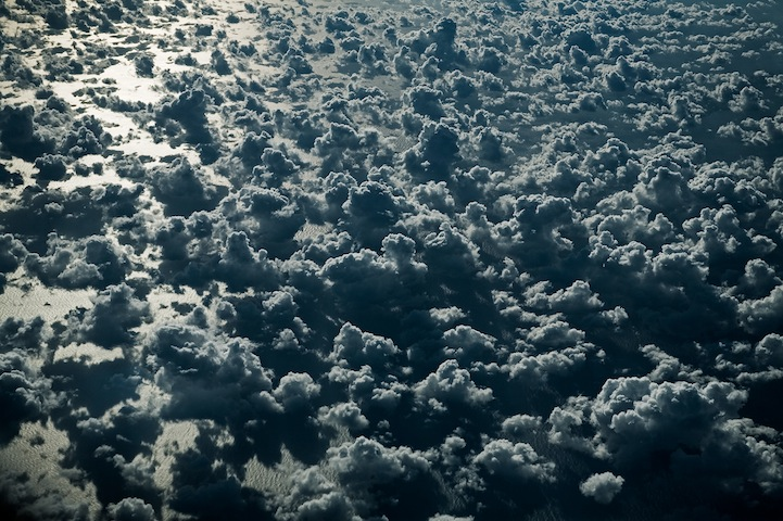 Sea of Clouds by German photographer Jakob Wagner