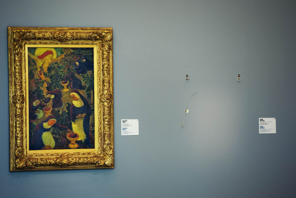 Romanian mum 'destroyed' stolen Picasso, Monet paintings valued at over $130 million