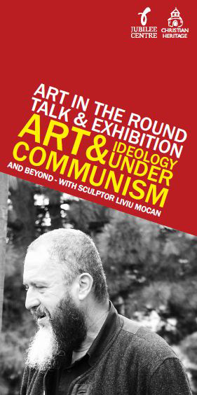 "Liviu Mocan, ""Art & Ideology Under Communism and Beyond"" @ Jubilee Centre, Cambridge"