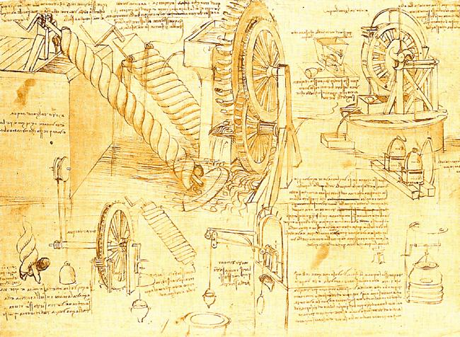 Expoziție unică Leonardo da Vinci, la Sun Plaza, București