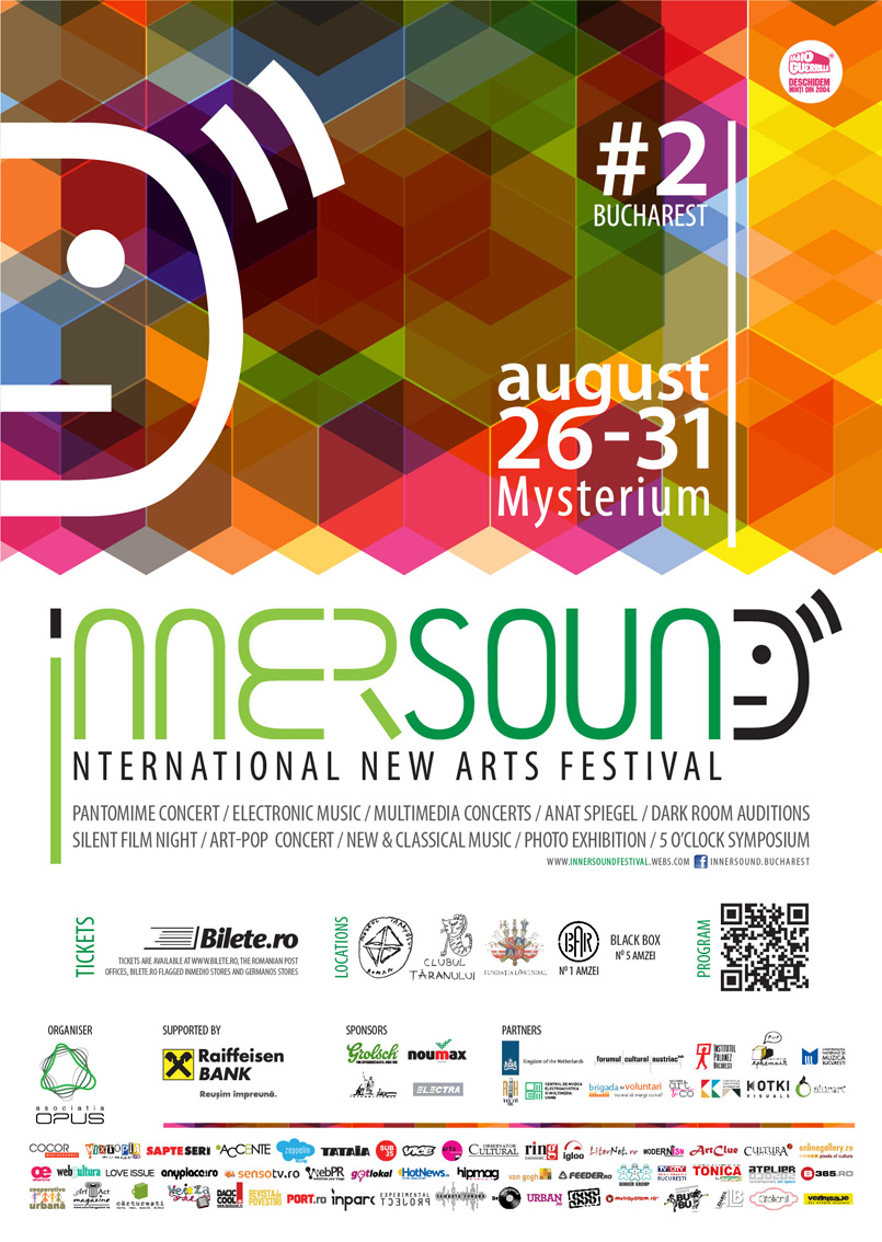 Mistere Contemporane @  InnerSound International New Arts Festival