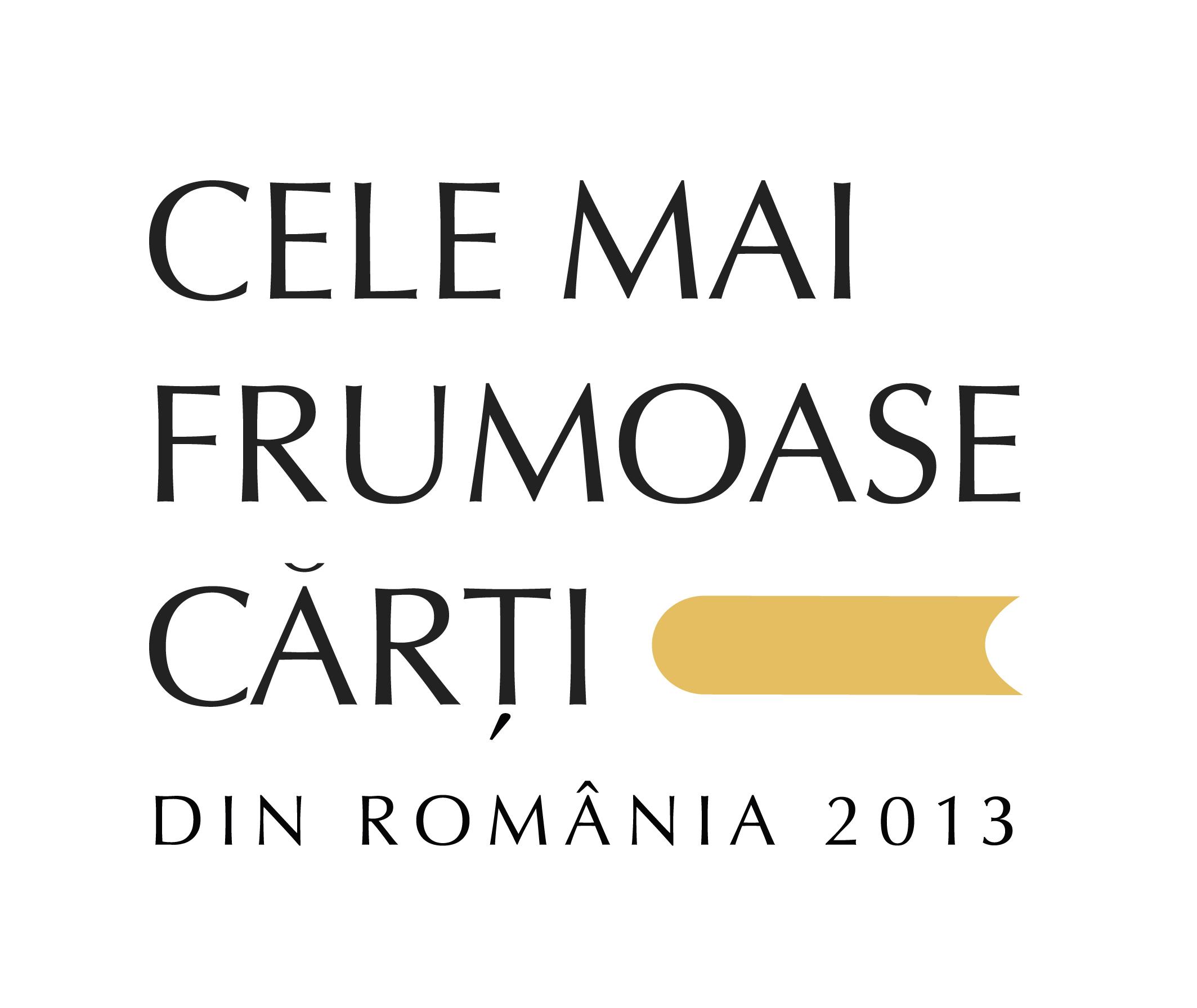 """Înscrieri în concursul naţional de design de carte, în cadrul proiectului """"Cele mai frumoase cărţi din România"""""""