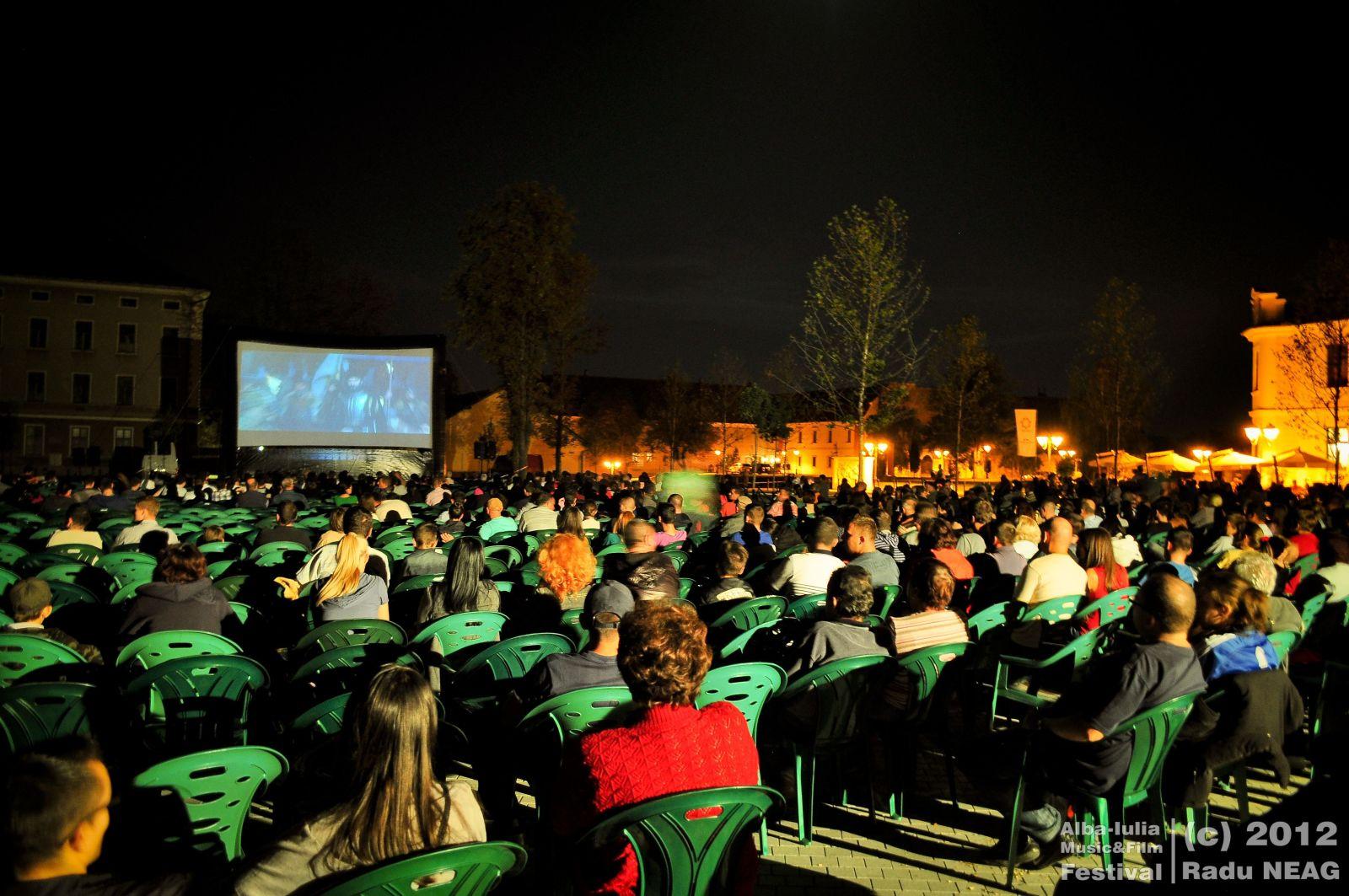 Alba Iulia Music & Film Festival aduce patru zile de concerte și proiecții gratuite