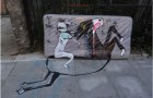 Street Artist Turns Found Garbage Into Quirky Characters (1)