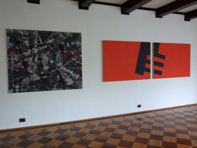 """Vincențiu Grigorescu, Romul Nuțiu și Diet Sayler, """"Structure & Energy"""" @ 418 Contemporary Art Gallery, București – imagini"""