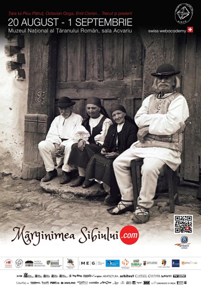"""Expoziţia """"Mărginimea Sibiului"""" @ Muzeul Național al Țăranului Român"""