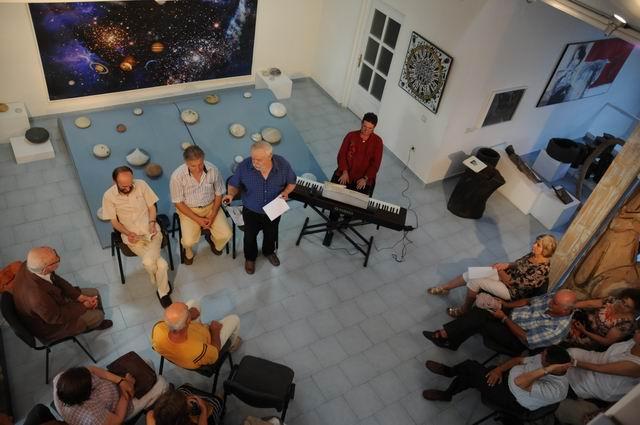 Formă și Dialog la Muzeul de Artă Comparată Sîngeorz-Băi – august 2013