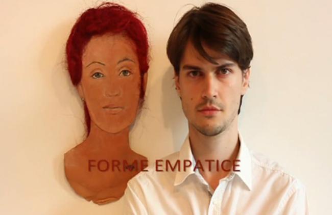 """Un performance de Alex Buescu și finisajul expoziției """"Forme empatice"""" @ Galeria Galateea București"""
