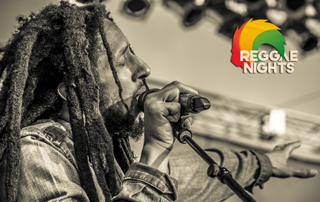 Julian Marley, fiul legendarului Bob Marley va canta in premiera @ Arenele Romane Bucuresti