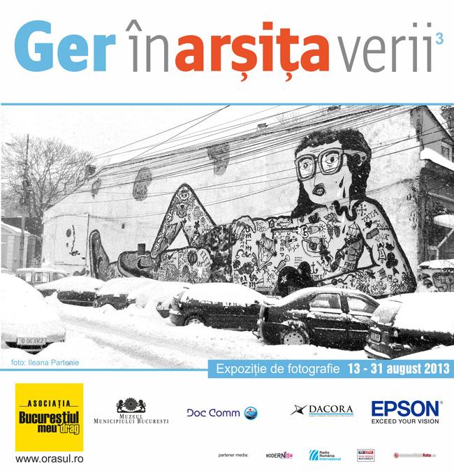 Ger în arșița verii – ediția a treia @ Gardul Muzeului Municipiului București