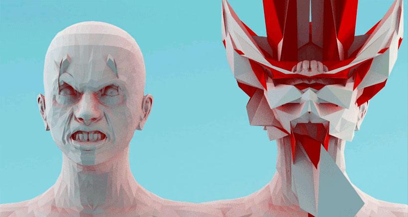 3D animations explore human emotion