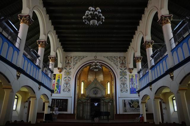 Sinagoga din Bistrita