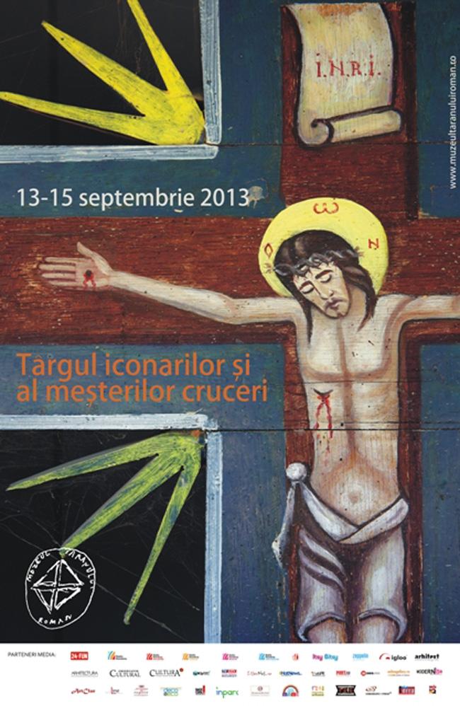 Târgul iconarilor şi al meşterilor cruceri @ Muzeul Național al Țăranului Român