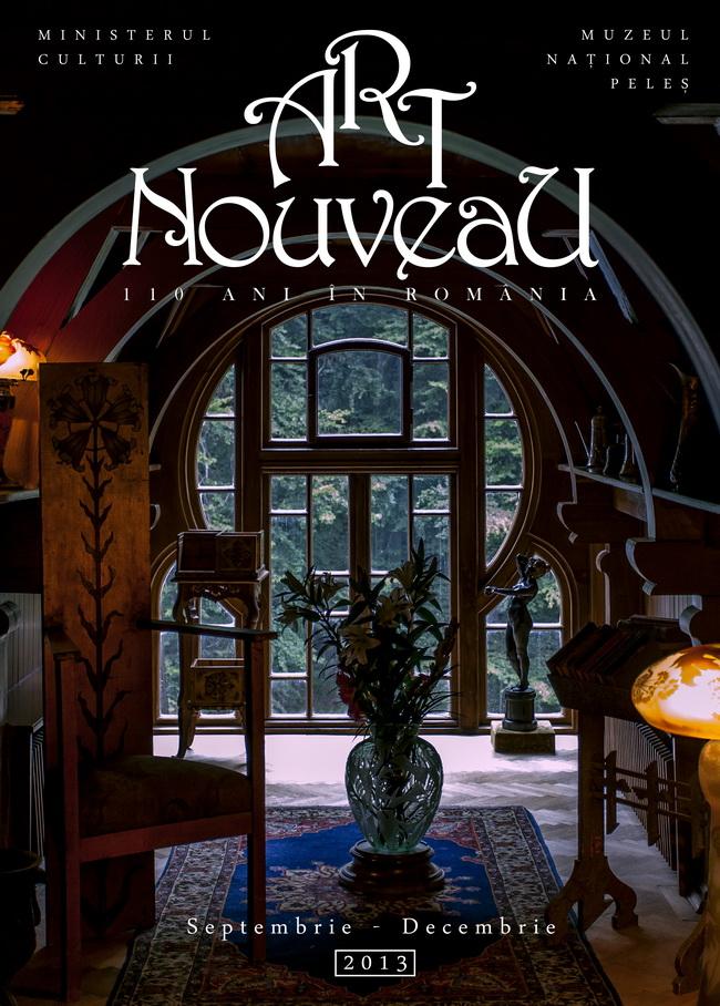 """""""Art Nouveau – 110 ani în România"""" @ Muzeul Național Peleș"""
