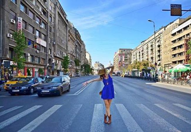 Dancing Bucharest cu Judith State @ The Ark, București