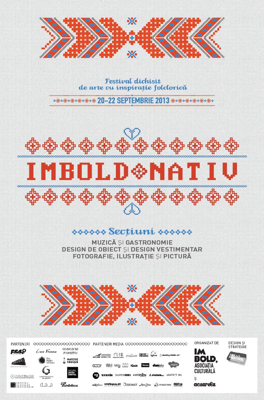Imbold Nativ – Festival dichisit de arte cu inspiraţie folclorică