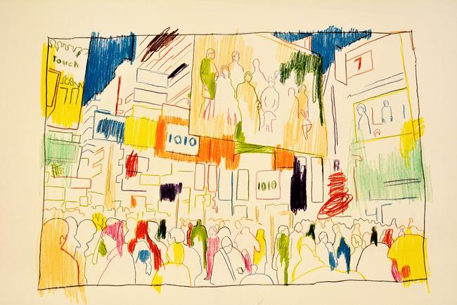 """Liviu Bulea, """"Sold Out"""" @ Galeria Visual Kontakt, Oradea"""