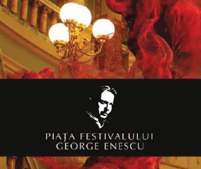 Artişti celebri şi concerte inedite în Piaţa Festivalului George Enescu