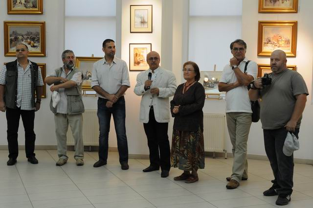 Peisaje contemporane  @ U-Art Gallery – vernisaj