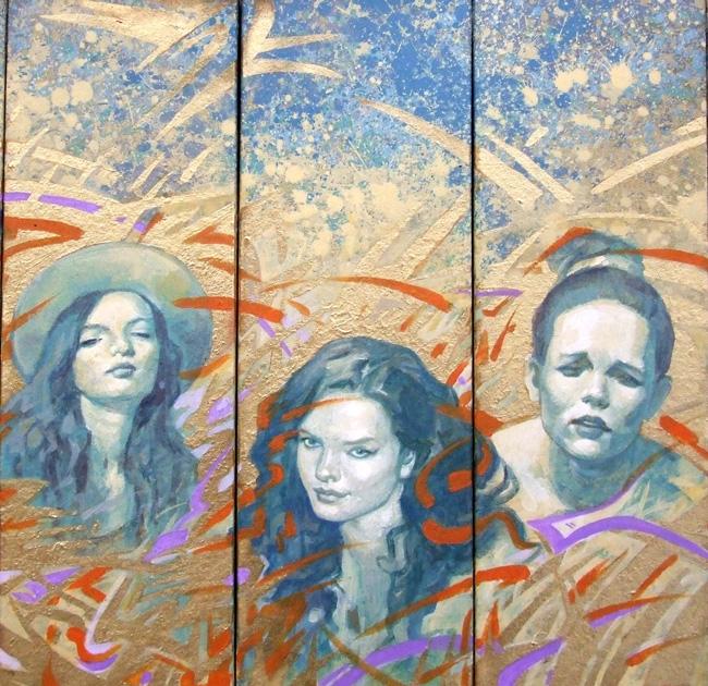 """""""Hyperborea"""", o nouă expoziție de pictură semnată Tudor Plăieșu la World Trade Center Bucharest"""