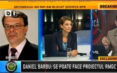 Scrisoare deschisă Dlui. Ministru al Culturii, Daniel Barbu pentru Proiectul Minier RMGC