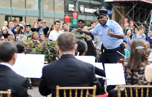 Ordinary New Yorkers Invited to Play Orchestra Conductor in Improv Everywhere Mission