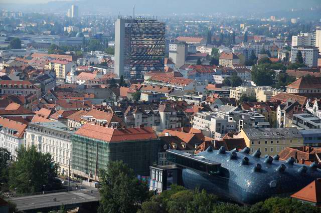 Muzeul de Artă Contemporană din Graz