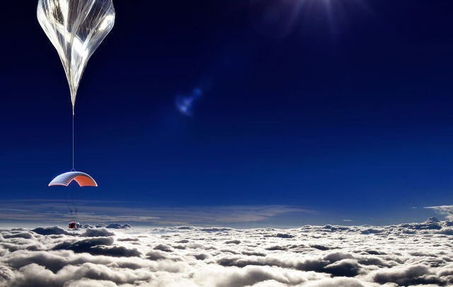 World View Aims to Take Tourists to the Edge of Space