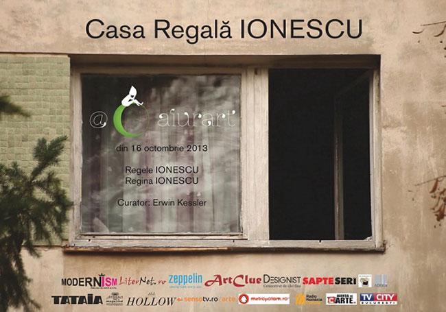 Casa Regală IONESCU la Aiurart, București
