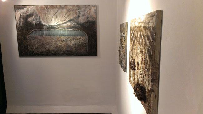 Expoziție de pictură Cosmin Frunteș @ Galleria 28, Timișoara