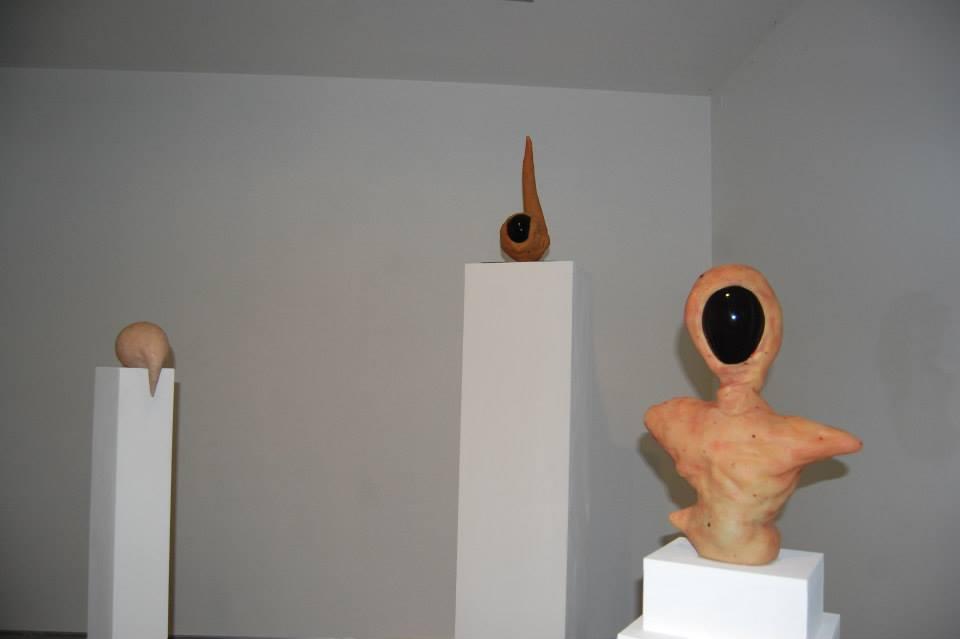 Felix Deac, câștigător Premio ORA @ 3)5 ARTE CONTEMPORANEA, Rieti, Italy