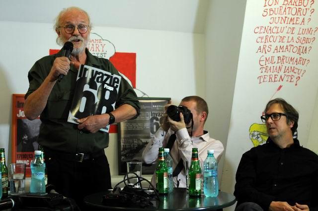 "Josef Koudelka – ""Invazie Praga 68"""