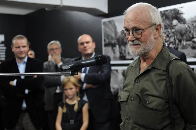 "Josef Koudelka – ""Invazie 68 Praga"" @ MNAC, Anexa, București"