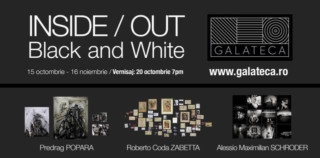 """INSIDE/OUT"" @ GALATECA"