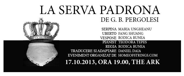 Spectacol de operă la The Ark, București