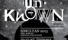 SIMULTAN FESTIVAL 2013 – 'Popular Unknown' @ Timișoara