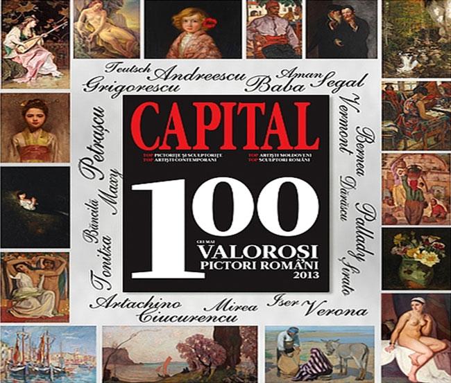 S-a lansat Top 100 cei mai valoroşi pictori români