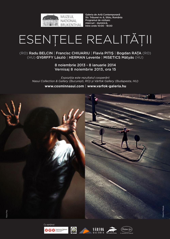 """""""Esențele realității"""" / """"The Essences of Reality"""" @ Muzeul Naţional Brukenthal, Sibiu"""
