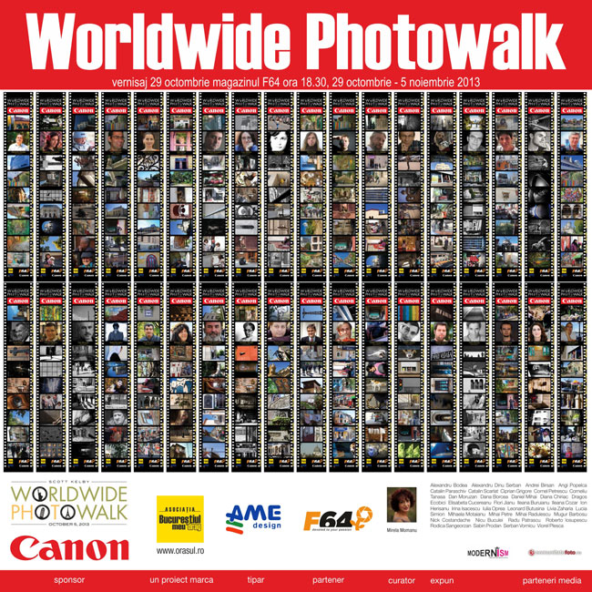 Expoziție de fotografie – Worldwide Photowalk București