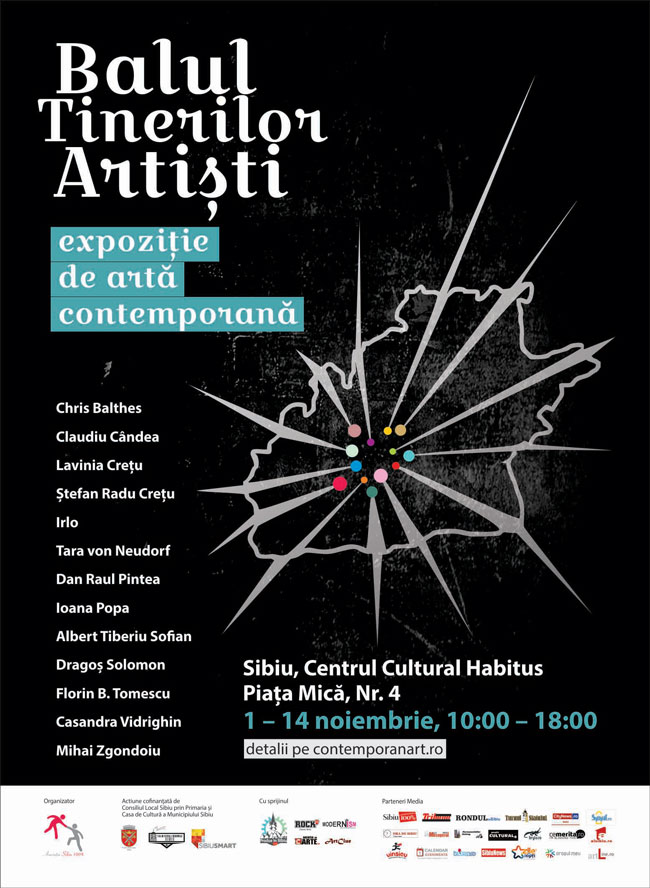 """""""Balul Tinerilor Artiști"""" @ Sibiu"""